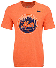 Nike Men's New York Mets Marled 1.6 T-Shirt