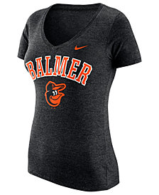 Nike Women's Baltimore Orioles Local T-Shirt