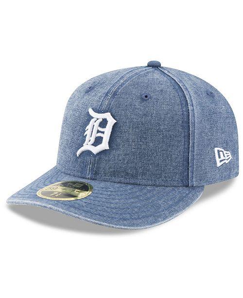 New Era Detroit Tigers 59FIFTY Bro Cap