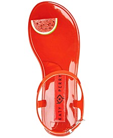 Geli Novelty Scented Jelly Sandals