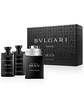 BVLGARI 3-Pc. Man Black Cologne Gift Set
