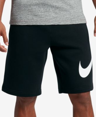 nike men's sweatpants shorts