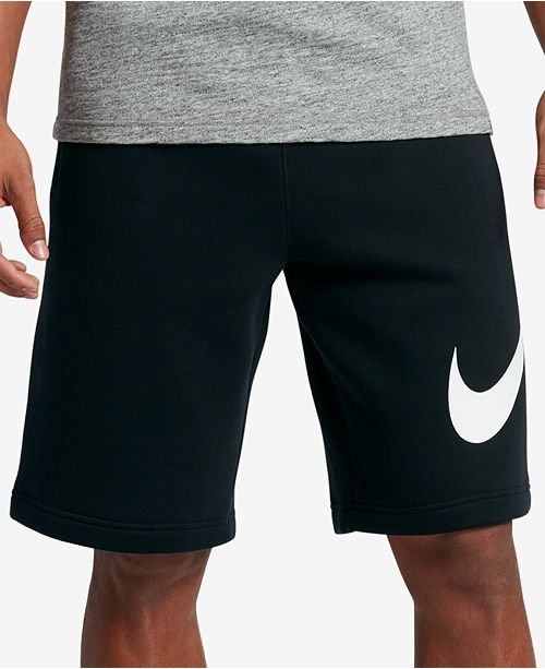 Nike Men S Club Fleece Sweat Shorts Shorts Men Macy S