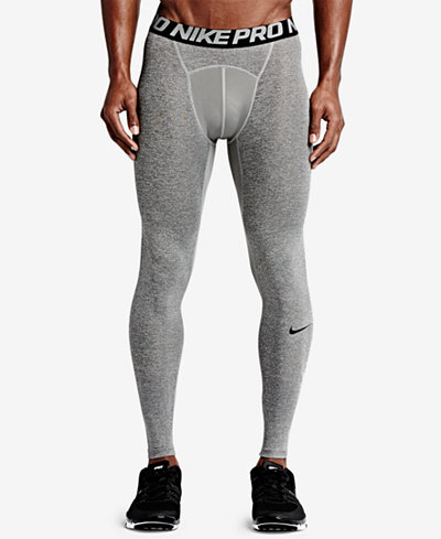Nike mens pro dri fit compression tights activewear men macys nike mens pro dri fit compression tights sciox Images