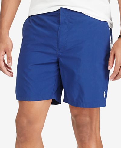Polo Ralph Lauren Men's 7 Monaco Swim Trunks
