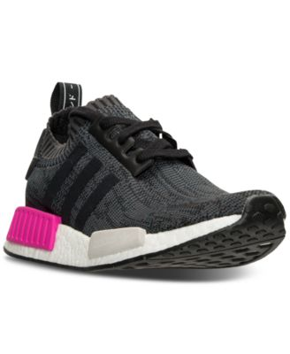 adidas Women\u0027s NMD XR1 Primeknit Casual Sneakers from Finish Line