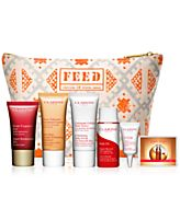 Receive your choice of 7-piece bonus gift with your $75 Clarins purchase