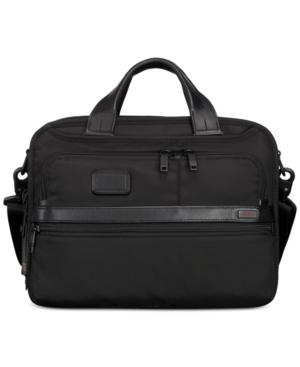 Tumi Men's Expandable Laptop Briefcase