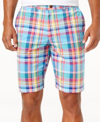 Men's Plaid Shorts: Shop Men's Plaid Shorts - Macy's