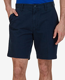 Nautica Men's Stretch Classic-Fit Deck Shorts