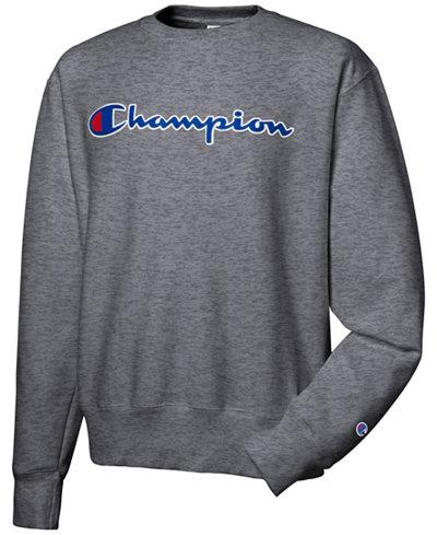 Champion Men's Reverse Weave Pullover Sweatshirt - Hoodies ...