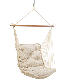 Tufted Single Swing, Quick Ship