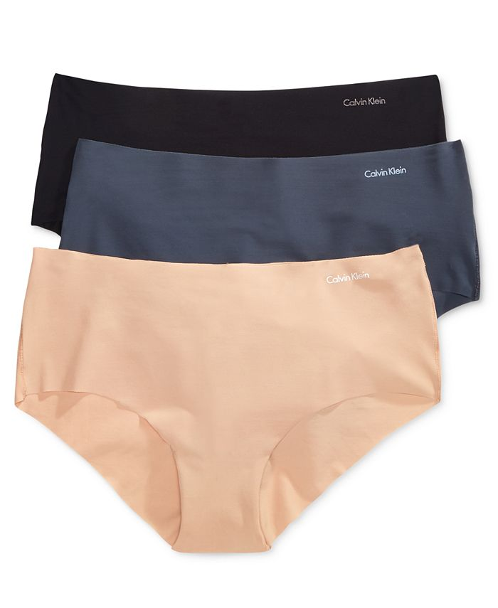 Calvin Klein - Invisibles Hipster 3-Pack QD3559