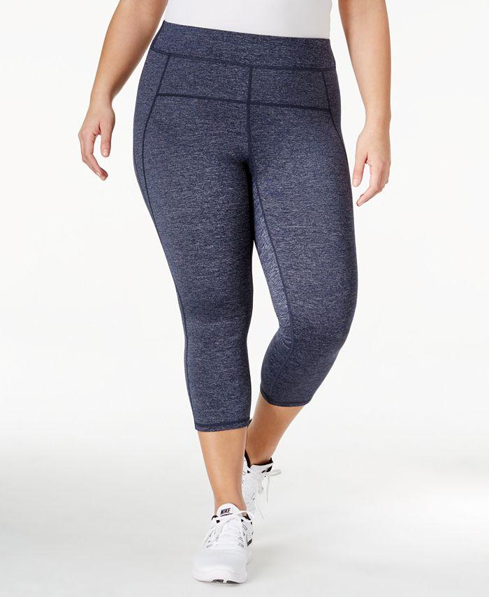 Calvin Klein - Plus Size Capri Leggings