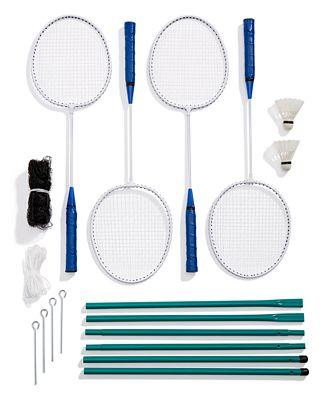 Celebrate Shop 4-Player Badminton Set