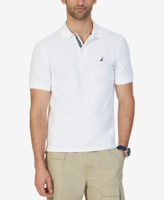 Men's Big and Tall Performance Deck Polo