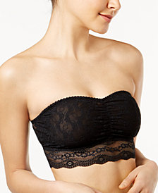 b.tempt'd by Wacoal Lace Kiss Sheer Lace Bandeau 916182