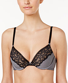b.tempt'd by Wacoal b. Charming Contour Lace Bra 953232