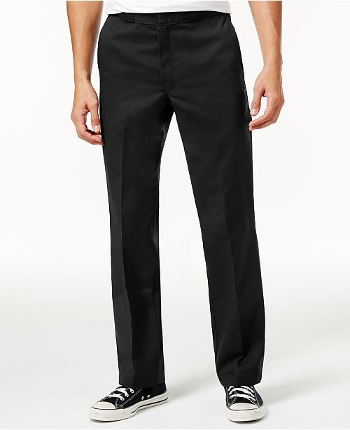 200573046 Dickies Men's 874 Original Classic-Fit Work Pants & Reviews - Pants ...
