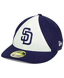 New Era San Diego Padres Batting Practice Diamond Era Low Profile 59FIFTY Cap