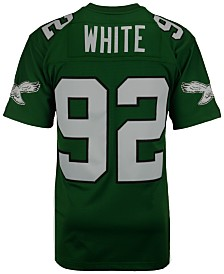 Mitchell & Ness Men's Reggie White Philadelphia Eagles Replica Throwback Jersey