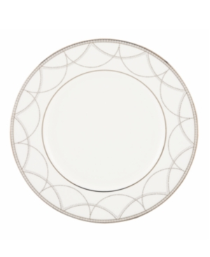 Lenox Dinnerware Iced Pirouette Accent Salad Plate