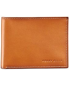Men's Super-Slim Leather Wallet