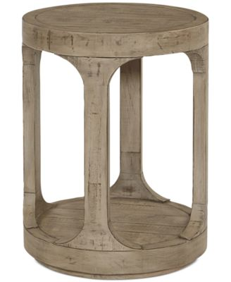 Derevo End Table