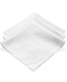 Club Room Handkerchiefs, 3 Pack Box Set