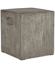 Bermin Outdoor Accent Table, Quick Ship