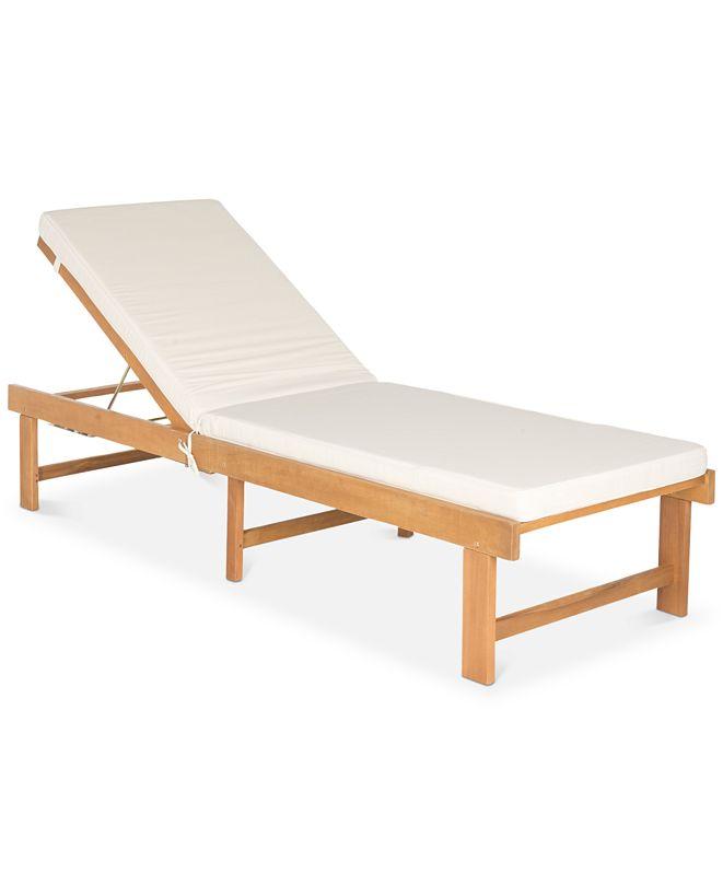 Safavieh Carlee Outdoor Lounge Chair