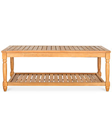 Dylen Outdoor Coffee Table, Quick Ship