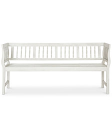 Heyden Outdoor Bench, Quick Ship