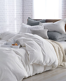 DKNY PURE Comfy Cotton Twin Duvet Cover