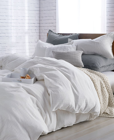 Dkny Pure Comfy Cotton Full Queen Duvet Cover Bedding