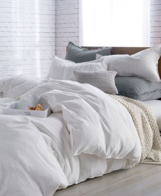 dkny pure comfy cotton king duvet cover