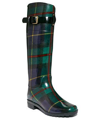 Lauren Ralph Lauren Women S Rossalyn Ii Rain Boots Boots