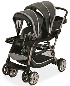 Baby Ready2Grow Click Connect Stand & Ride Stroller