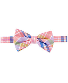 Lauren Ralph Lauren Madras Plaid Bowtie, Big Boys (8-20)