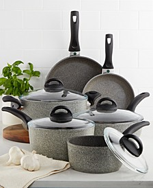 Parma 10-Pc. Non-Stick Cookware Set