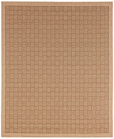 CLOSEOUT!Karastan Portico Naxos  8' x 10' Indoor/Outdoor Area Rug