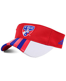 adidas FC Dallas Authentic Visor