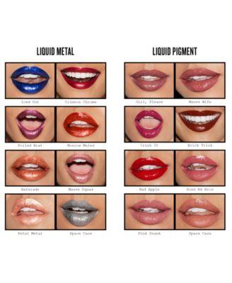 Be Legendary Liquid Lip – Liquid Metal