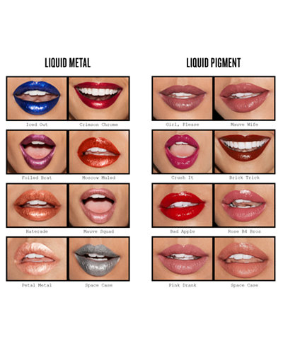 Smashbox Be Legendary Liquid Lip Collection