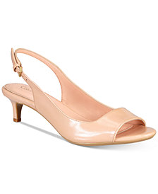 Calvin Klein Women's Garena Slingback Sandals