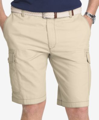 Image of IZOD Men's Cotton Seaside Cargo Shorts