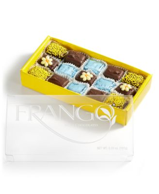 15-Pc. Flower Decorated Milk Chocolate Box of Chocolates