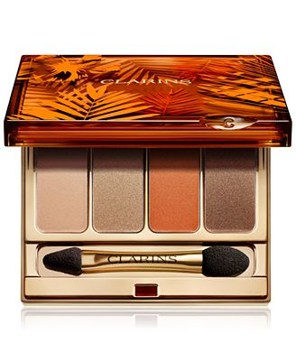 Clarins Sunkissed Summer Eyeshadow Palette