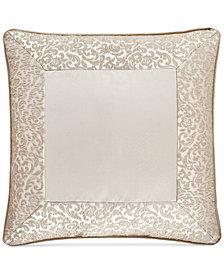 """J Queen New York La Scala 18"""" Square Decorative Pillow"""