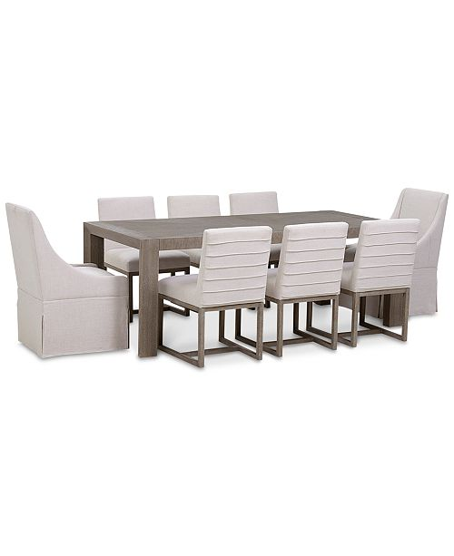 Furniture Astor Dining 9 Pc